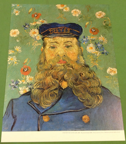 Van Gogh: The Postman Roulin