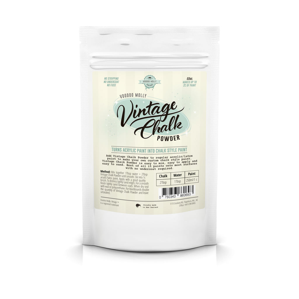 Voodoo Molly Chalk Powder