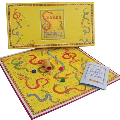 Retro Games- Snakes & Ladders