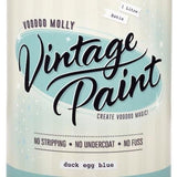 Voodoo Molly Vintage Paint - Blues