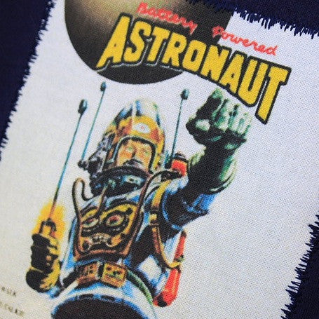 Astronaut T-Shirt: mixed sizes, long/short sleeve