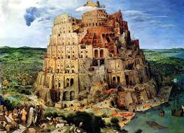 Bruegel: The Tower of Babel