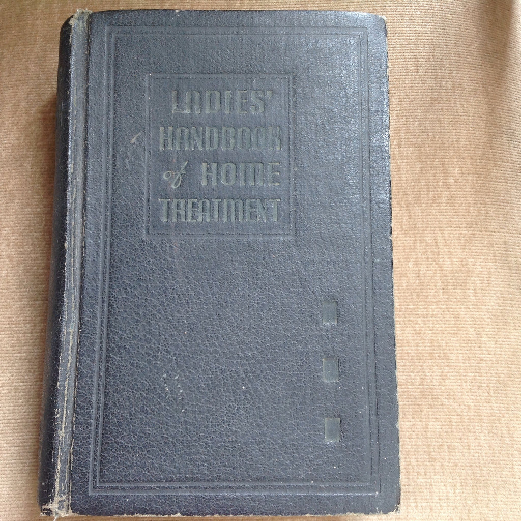 Ladies' Handbook of Home Treatment