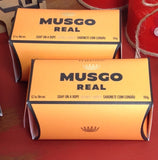 Boxed Soap on a Rope: Musgo Real Claus Porto
