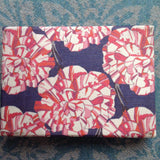 Playing Cards in Liberty Fabric box: La Sandra