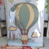 Hot Air Balloon: Wall Art
