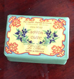 Wrapped Scented French Soap: Le Blanc