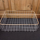 Funky & Functional Coated Wire Basket: storage solution