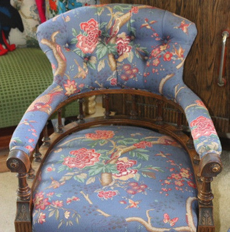 Spindleback Tub Chairs