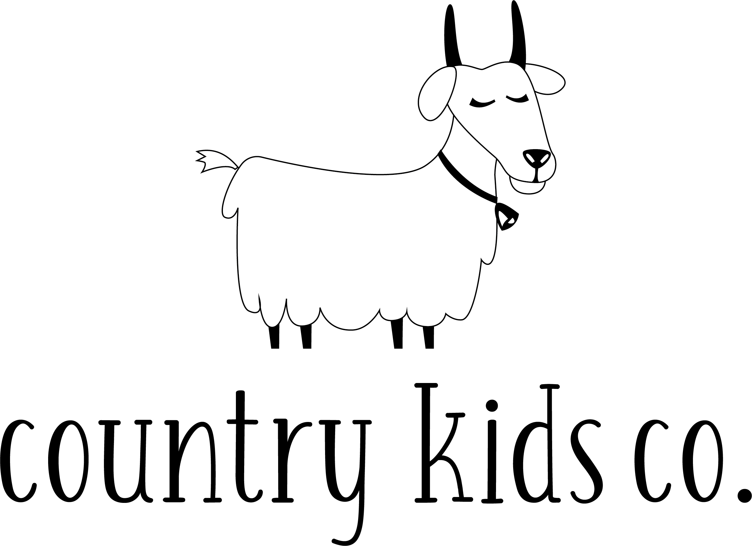 Country Kids, goat, kids clothing