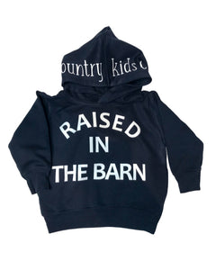 Raised in the Barn Fleece Pullover Toddler