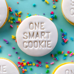 Peppa Lane Bakery One Smart Cookie close up