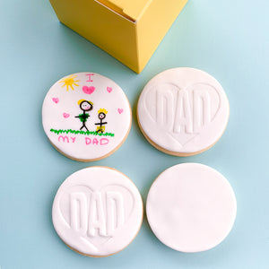 Father's Day Cookie Busy Box *Limited Edition*