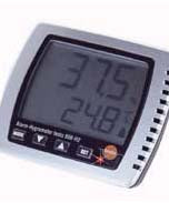 Humidity/dewpoint/temp. meas. instr., incl. LED alarm, battery and calibration protocol - 0560 6082