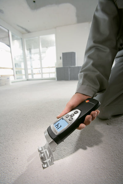 testo 616 moisture meter for non-destructive measurement incl. battery - 0560 6160