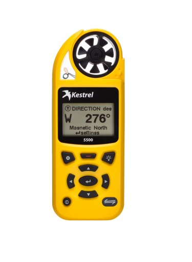 Kestrel 5500 Weather Meter - 0855