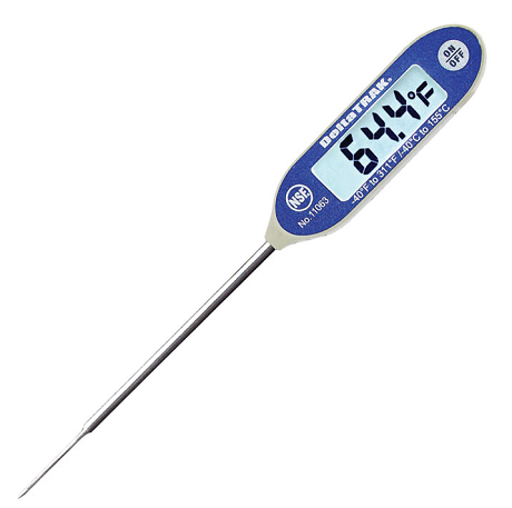 FlashCheck Waterproof, Jumbo Display Digital Thermometer - 11063