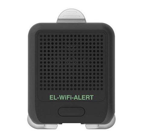Audible and Visual Alarm for EL-WiFi Data Logging Sensors - EL-WIFI-ALERT