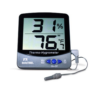 Jumbo Display Thermo-Hygrometer - 13307
