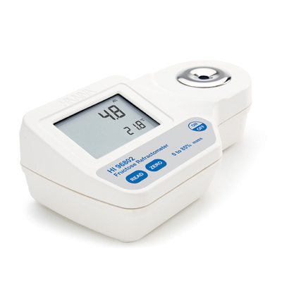 Digital Refractometer For Sugar Analysis, Fructose - HI96802