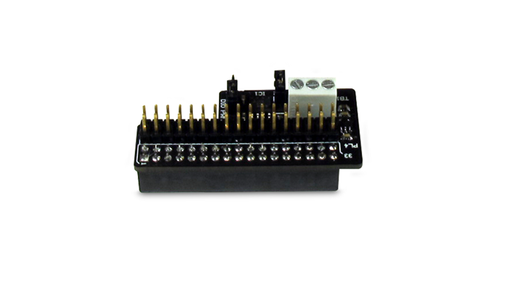 Add-on board allowing RS485 communication - S43-RS485