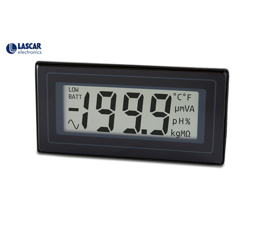 3½ Digit LCD Voltmeter Single Rail Version - DPM 2000S