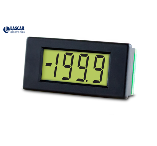 Compact 3½ Digit LCD Voltmeter - DPM 2AS-BL
