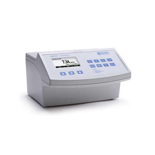 Precision Turbidity Benchtop Meter, Epa Compliant - HI88703