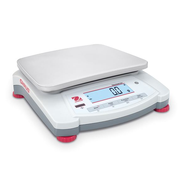 NAVIGATOR Multi-Purpose Portable Balances Suitable for Everyday Weighing, 6,200 x 0.1 g capacity