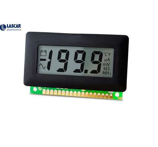 Low Cost 200mV LCD Voltmeter - V 600