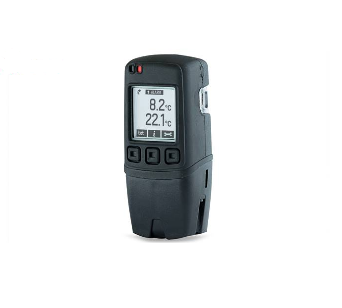 Dual Channel Thermocouple Data Logger with Graphic Screen with Temperature Calibration Certificate- EL-GFX-DTC CAL-T