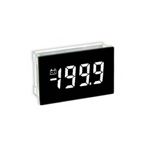 Digit Backlit LCD Voltmeter Module - SP 400-EB