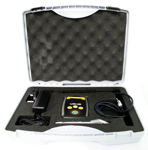 Castle VEXO Single Axis Vibration Meter