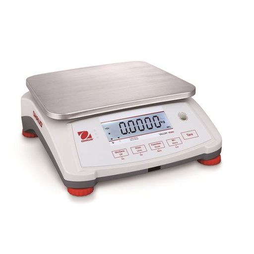 1.5 kg Valor 7000 Series Compact Food Bench Scale - V71P1502T