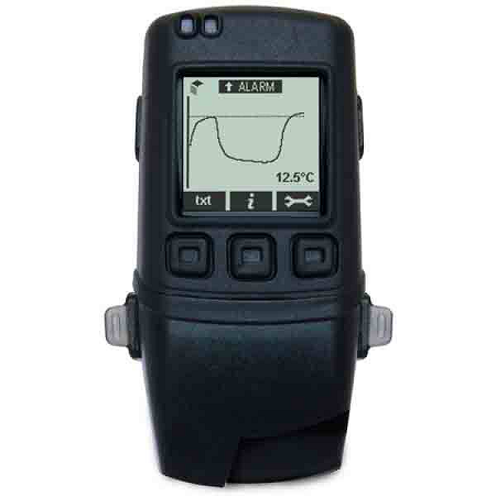 Themocouple Data Logger with Graphic Screen - EL-GFX-TC