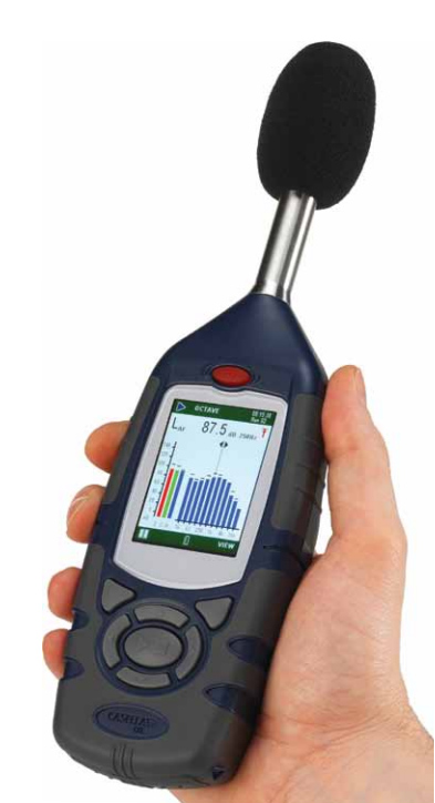 Integrating Digital Sound Level Meter (Class 2)