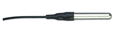 Stainless Steel Temperature Probe with Two-Wire Termination - 6470