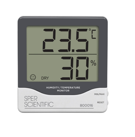 Humidity & Temperature Monitor - 800016