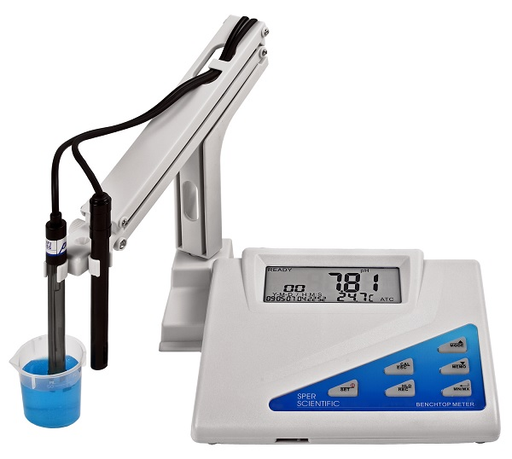 BenchTop Water Quality Meter - 860033