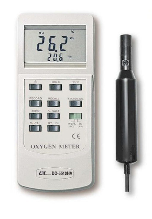 Digital Oxygen Meter - DO-5510HA
