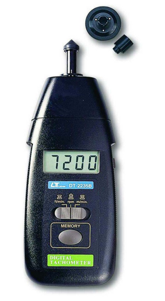Tachometer - Contact Type - DT2235B