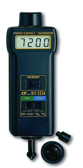 Multi-function tachometer - DT2236