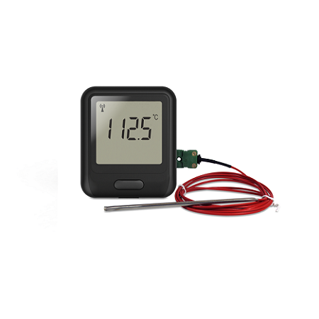 WiFi Thermocouple Temperature Data Logging Sensor. Includes Temperature Calibration Certificate - EL-WIFI-TC CAL-T
