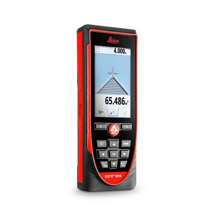 Leica S910 Laser Distance Measuring Device