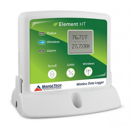 Element HT Wireless Humidity and Temperature Data Logger - Element HT