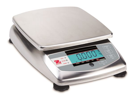 6 kg FD Series Compact Bench Scales - FD6