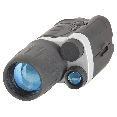 Night Vision Monocular with 3 x Magnification & IR Illumination - GG2129