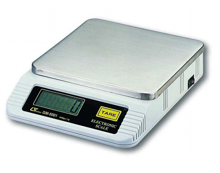 Electronic Scale -5000g X 1g - GM-5001