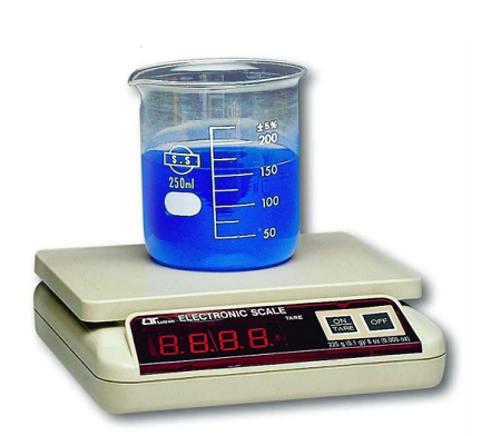 Electronic Scale - 225g X 0.1g - GM225G
