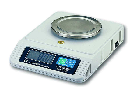 Electronic Scale - -500g X 0.1g + Rs232 - GM300P